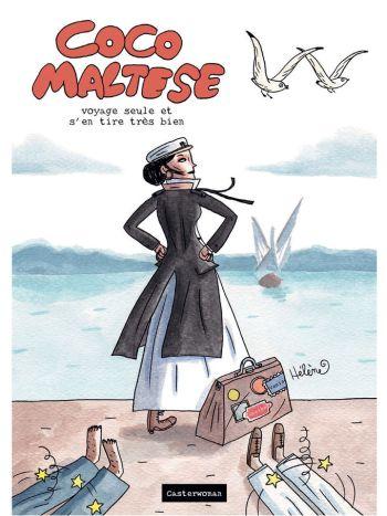 Coco Maltese by Hélène Becquelin