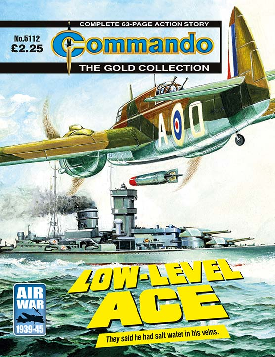 Commando 5112: Gold Collection - Low-Level Ace