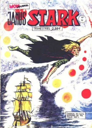 Adam Eterno made a number of International appearances, reprinted, for example, in the French title Stark