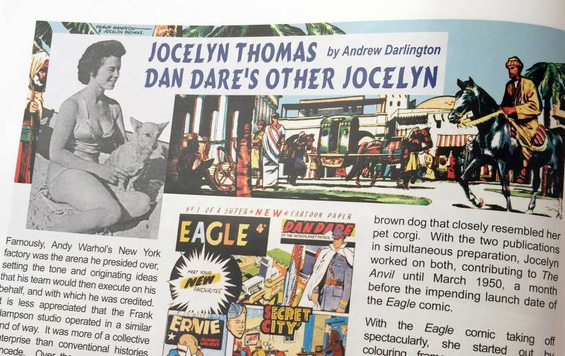 Spaceship Away 44 - Dan Dare's Other Jocelyn