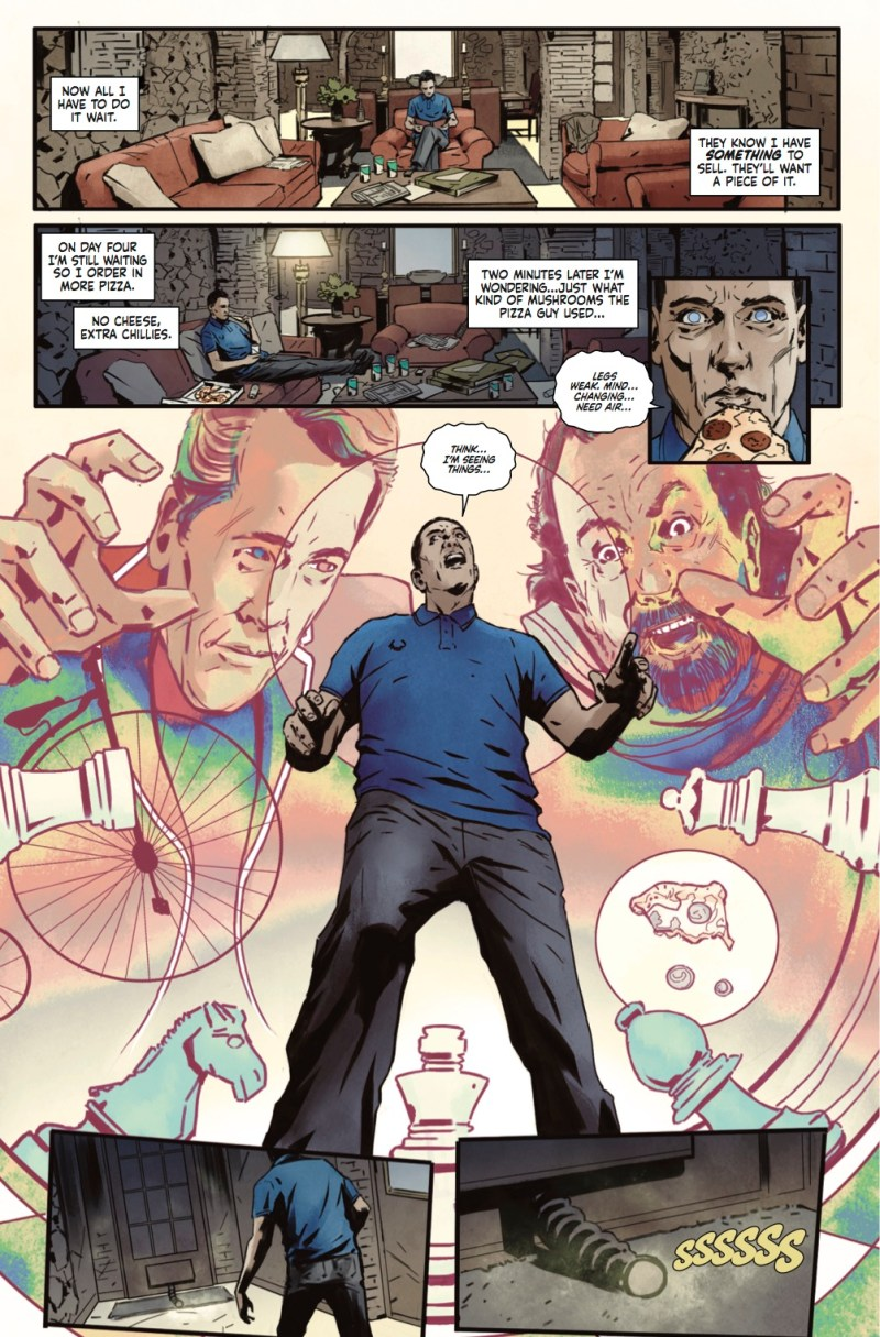 The Prisoner #1 - Page 2
