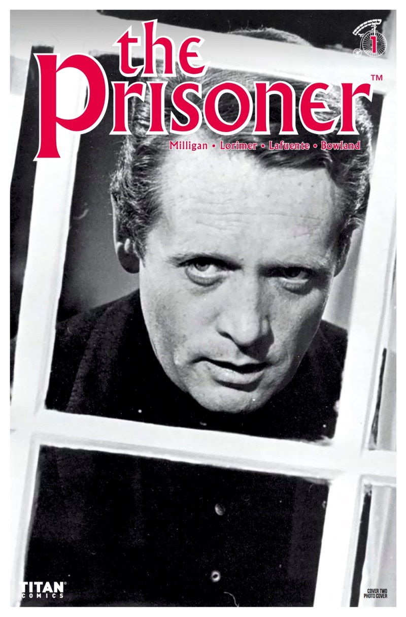 The Prisoner #1 Cover B