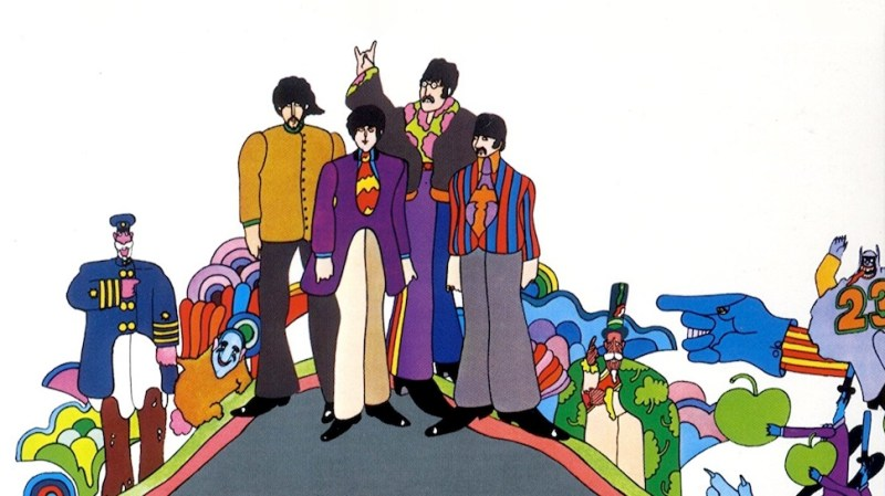 Yellow Submarine - Cast