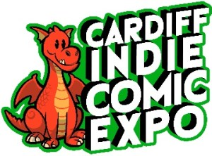Cardiff Indie Comic Expo Logo