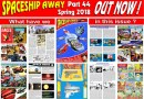In Review: Spaceship Away 44