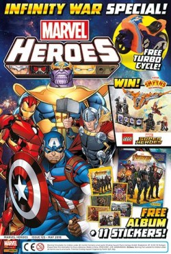 Marvel Heroes Issue 125