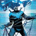 Nightwing #44 Cover by Declan Shalvey SNIP