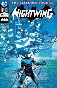 Nightwing #44 Cover by Declan Shalvey - Final