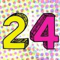 24 Panels Logo