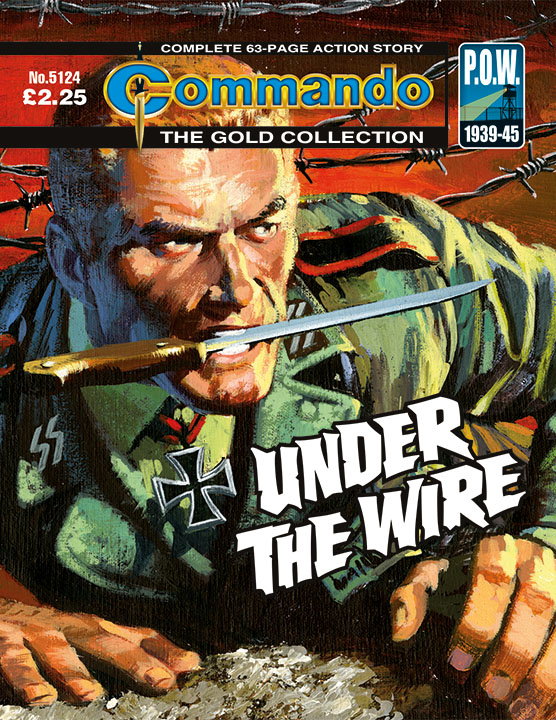 Commando 5124: Gold Collection: Under the Wire