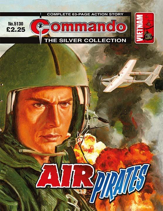 Commando 5130: Silver Collection - Air Pirates