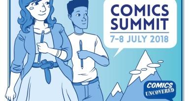 The Comics Summit 2018