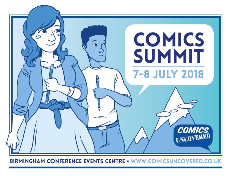 The Comics Summit 2018