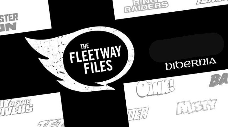The Fleetway Files - Promo