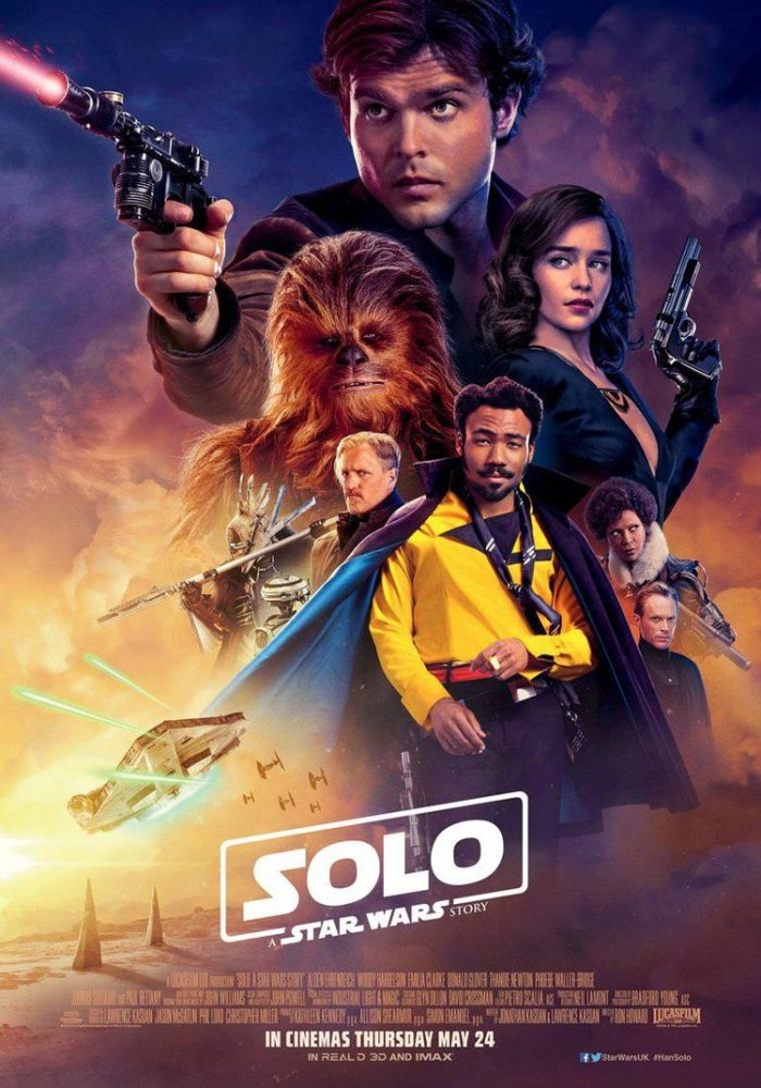 Solo: A Star Wars Story - Poster