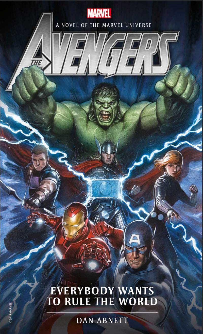 Titan Books Avengers: Everybody wants to Rule the World