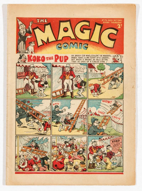 Magic 72