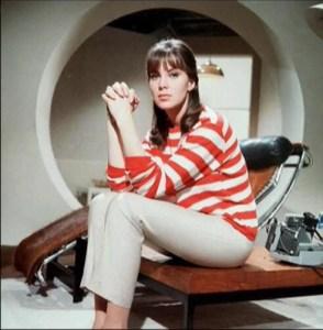 Jane Merrow in The Schzoid Man