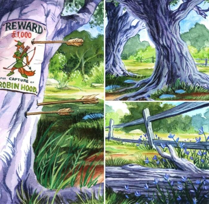 Robin Hood by Graeme Neil Reid
