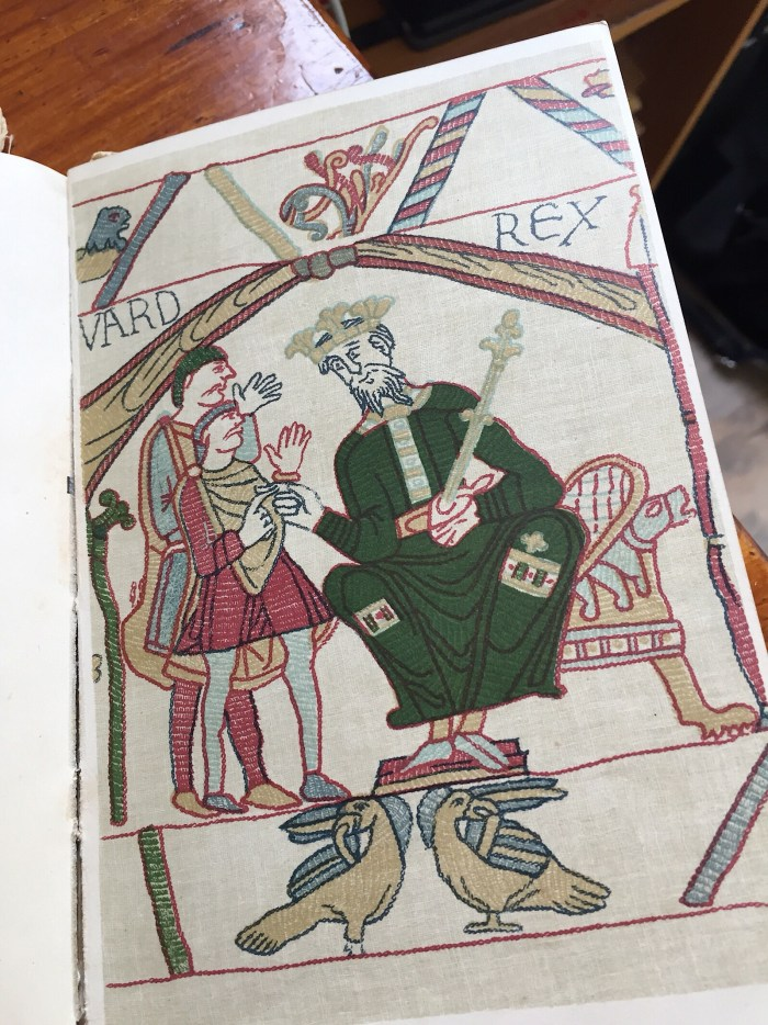 King Penguin Number Ten - The Bayeux Tapestry