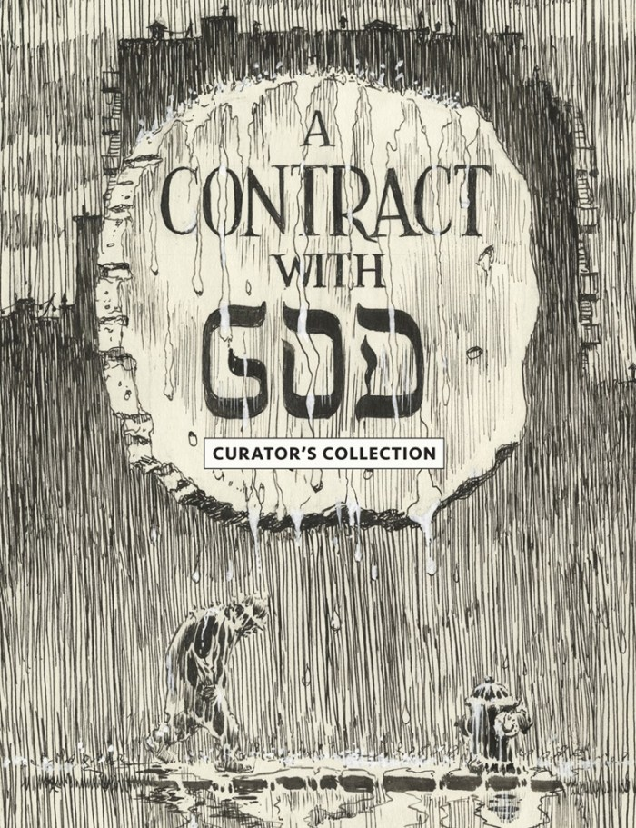 "Will Eisner's ""A Contract with God"" Curator's Collection"