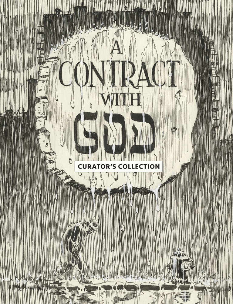 """Will Eisner's """"A Contract with God"""" Curator's Collection"""