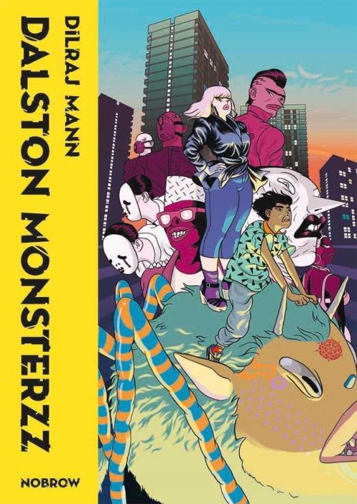 Dalston Monsterz by Dilraj Mann