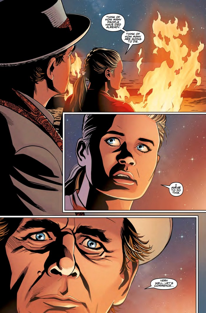 Doctor Who - The Seventh Doctor - Operation Volcano #1 Preview