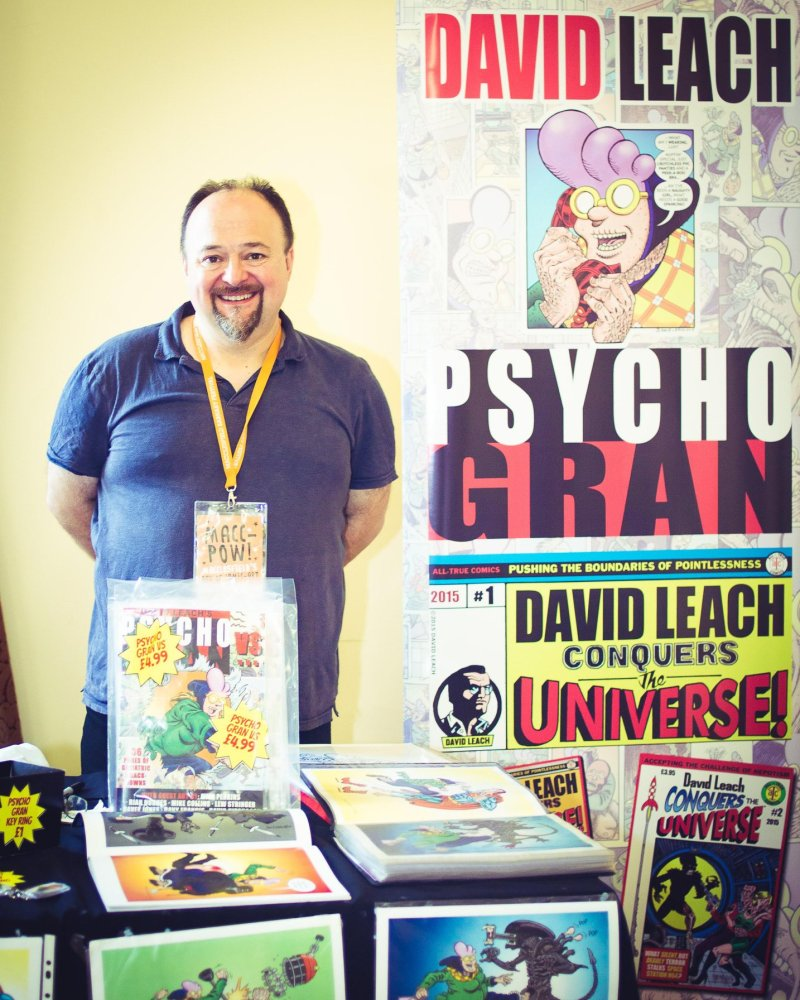 David Leach. Photo: Richard Buck