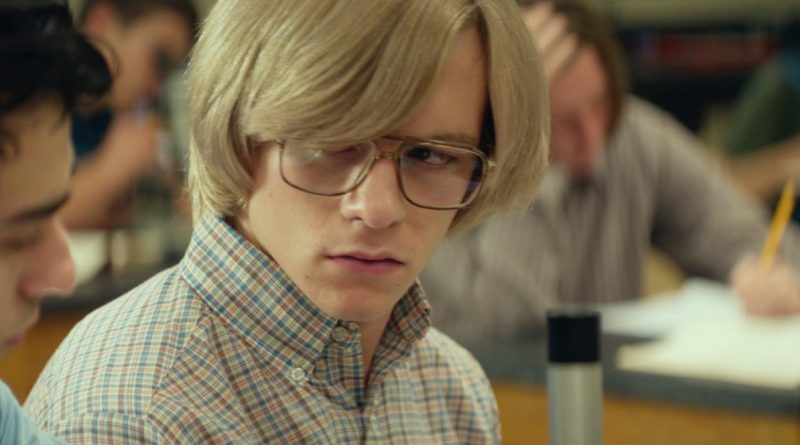 Ross Lynch as Jeff Dahmer in My Friend Dahmer