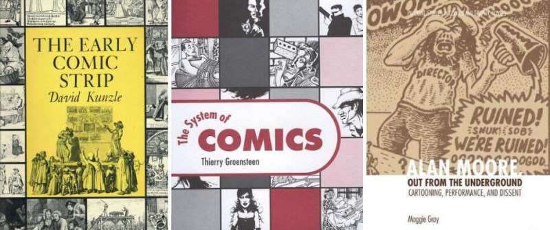Panel Borders: Studying Comics