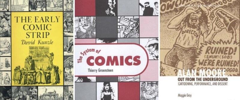 Panel Borders: Studying Comics