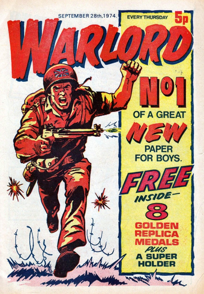 Warlord Issue One