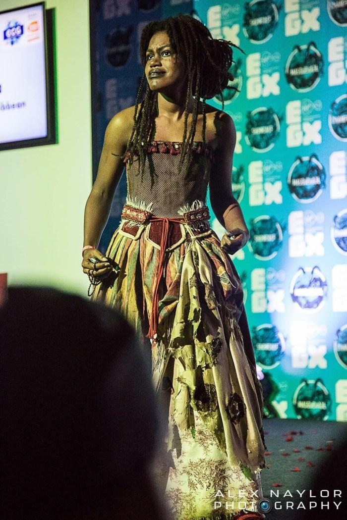 Kizuki Cosplay as Dia Talma. Photo: Alex Naylor Photography