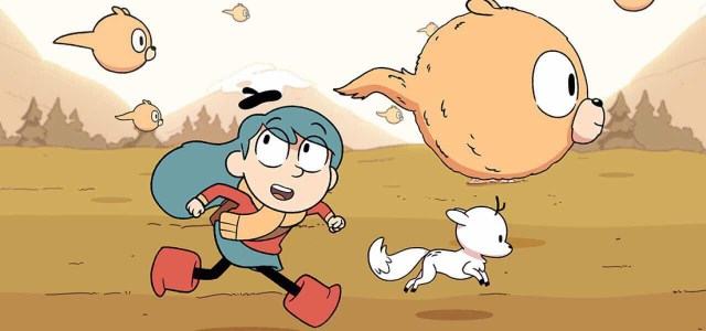 Hilda the animated series is due soon from Netflix