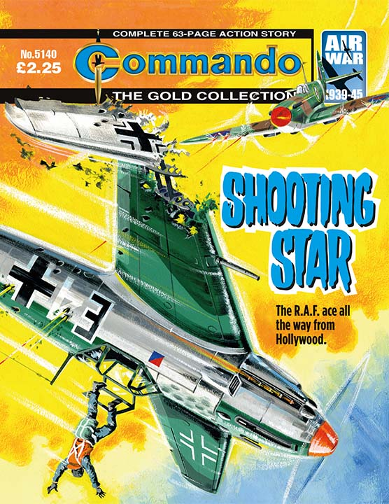 Commando 5140: Gold Collection: Shooting Star