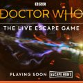 Doctor Who – The Live Escape Game SNIP