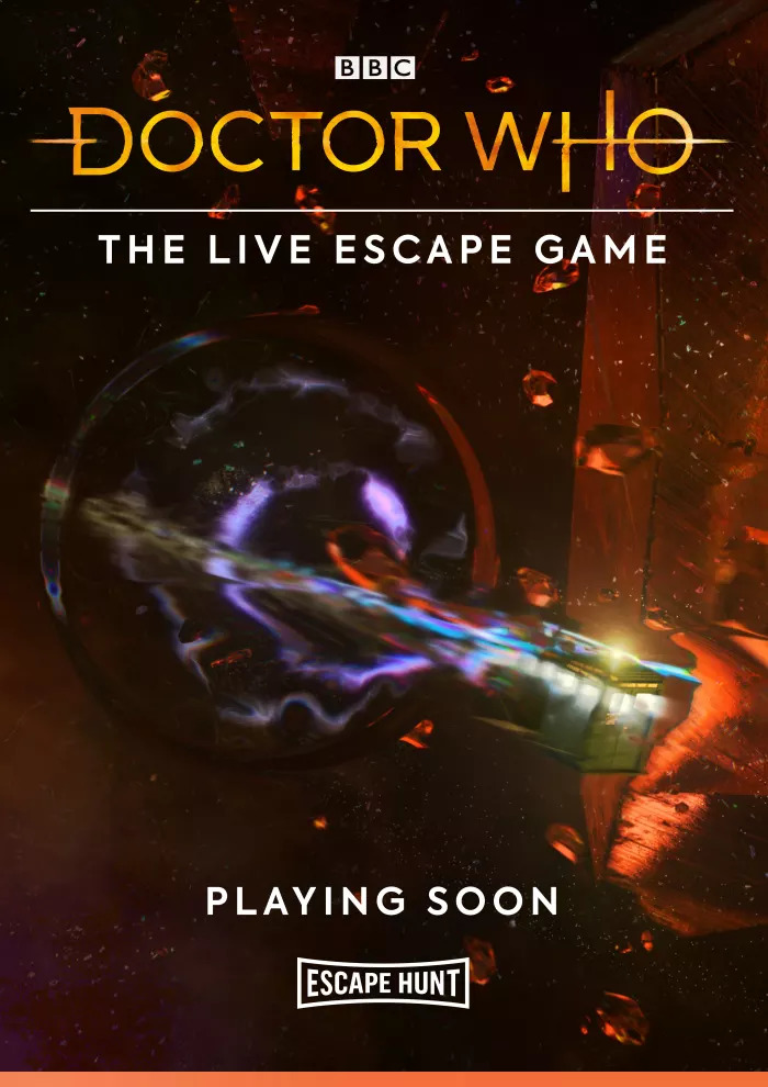 Doctor Who – The Live Escape Game
