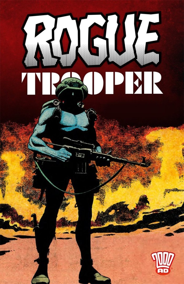 Rogue Trooper Primer - Dave Gibbons
