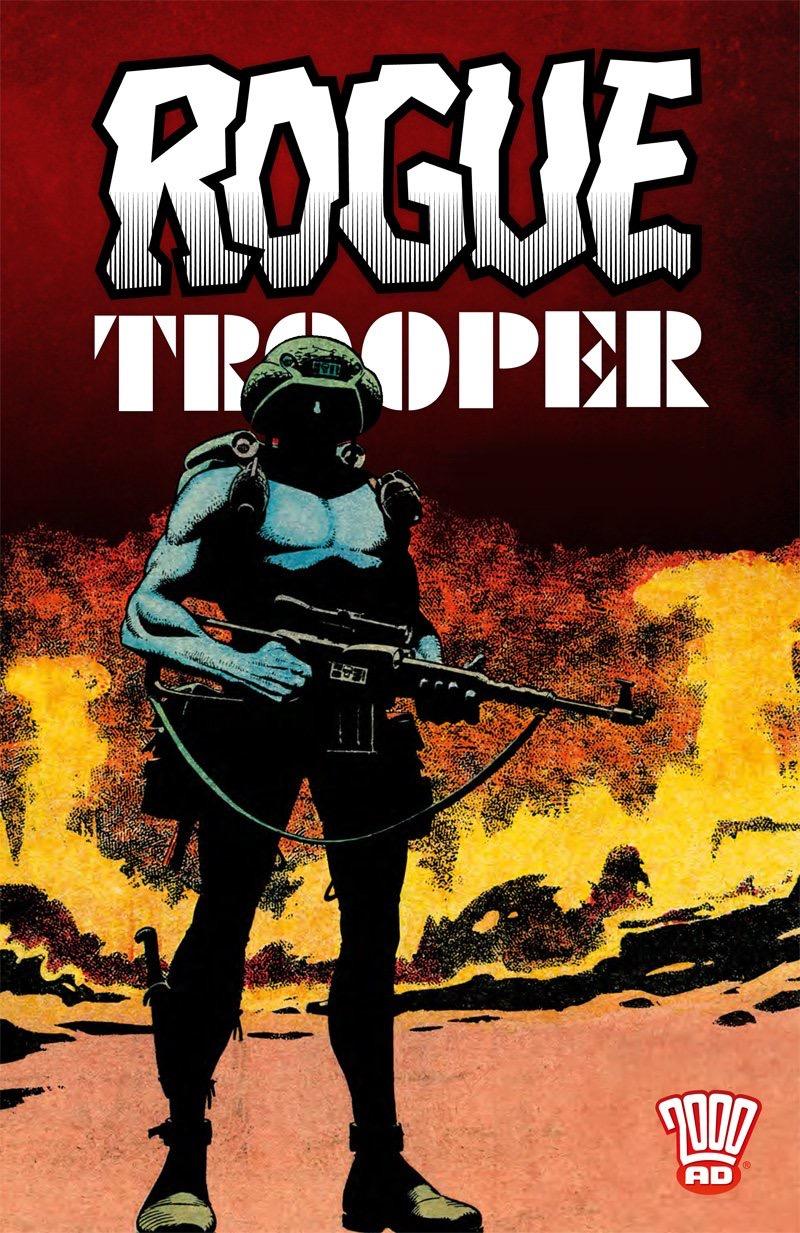 Rogue Trooper Primer - Dave Gibbons