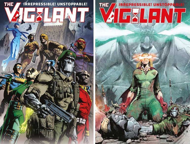 The Vigilant Covers