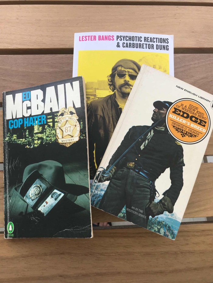 Ed McBain - Cop Hater