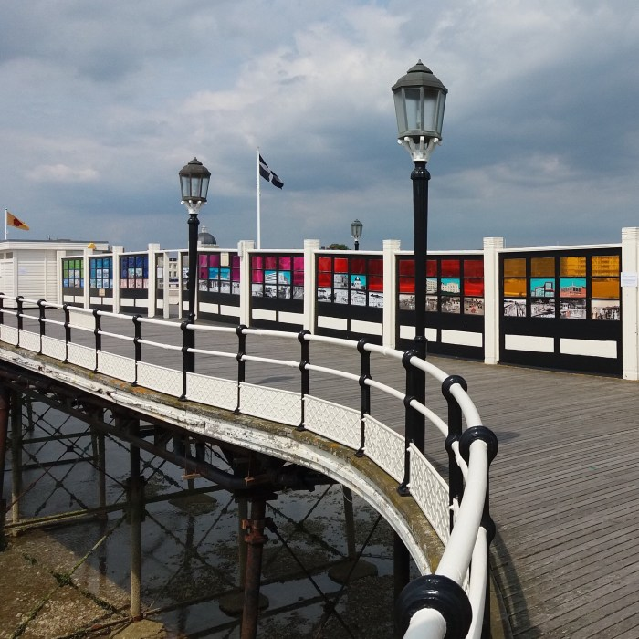 New Amusements on Worthing Pier. Image: Creative Waves