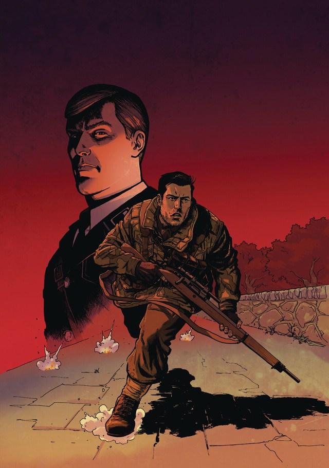 Sniper Elite Resistance #2 Cover A