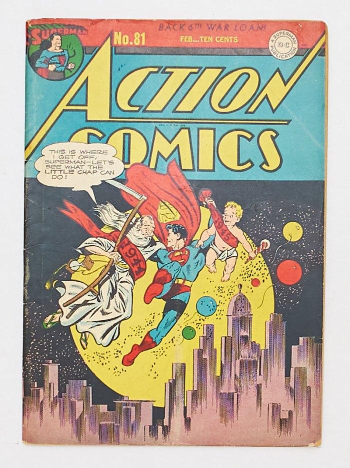 Action Comics 81 (1945)