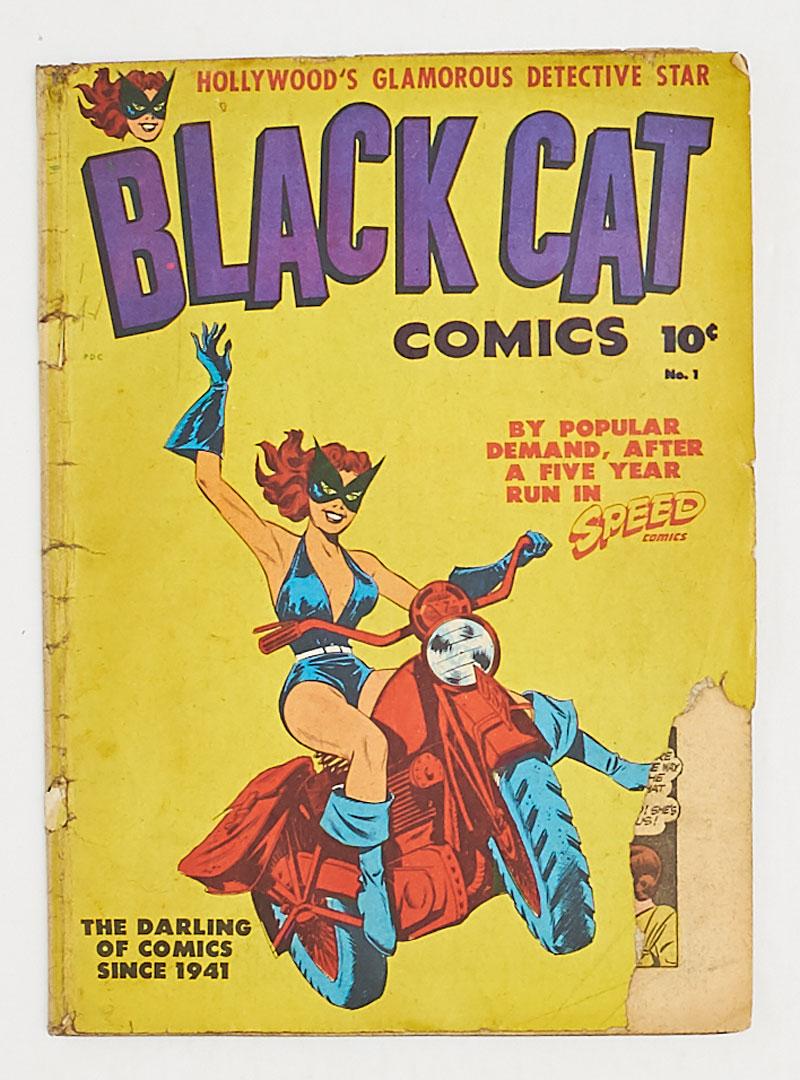 Black Cat 1 (1946)