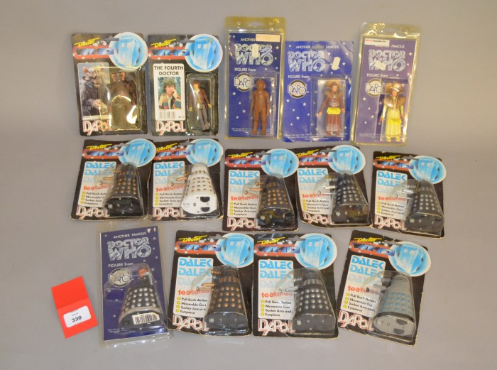 Dapol Doctor Who Figures - some of the better ones!