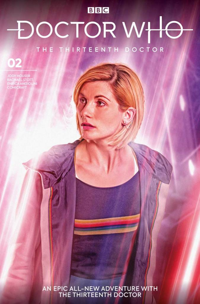 Doctor Who: The Thirteenth Doctor #2 Cover B