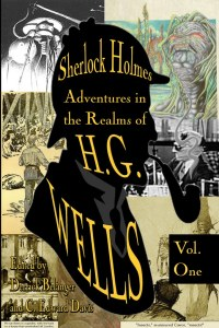 Sherlock Holmes - The Realm of HG Wells