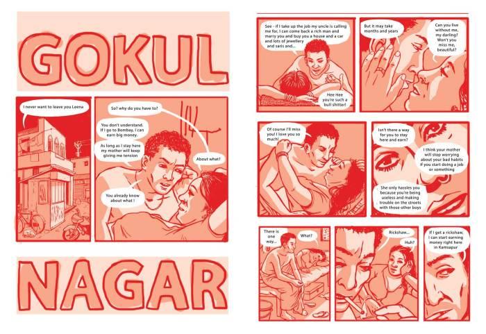 Gokulnagar by Orijit Sen